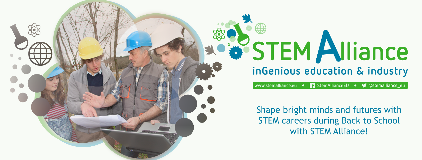 All STEM All Stars competition banner