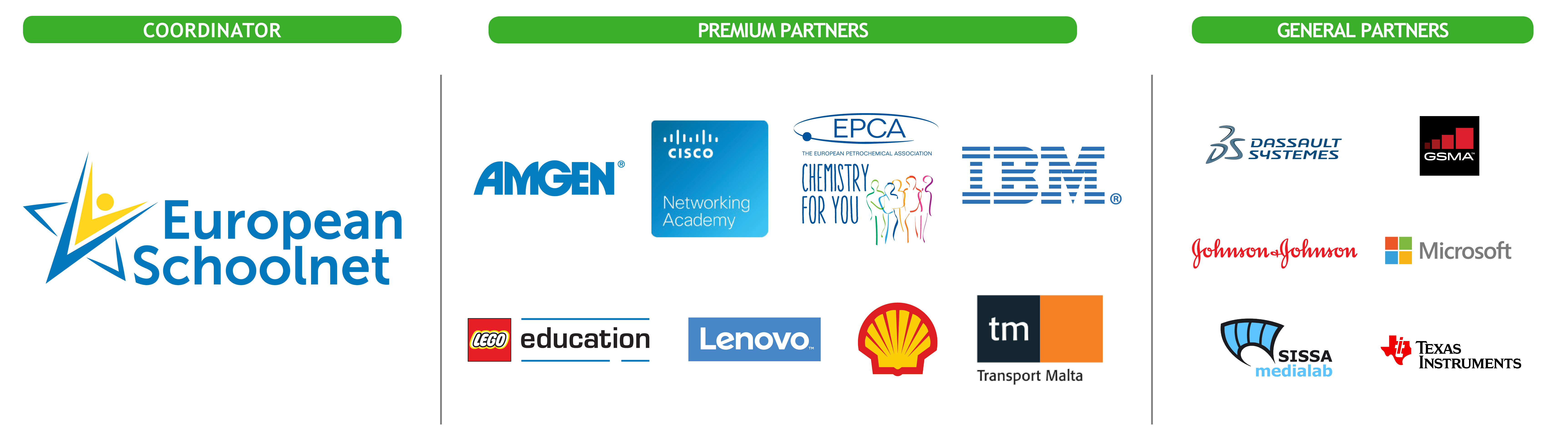 STEM Alliance partners