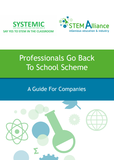 Professionals Go Back to School Guide for Companies