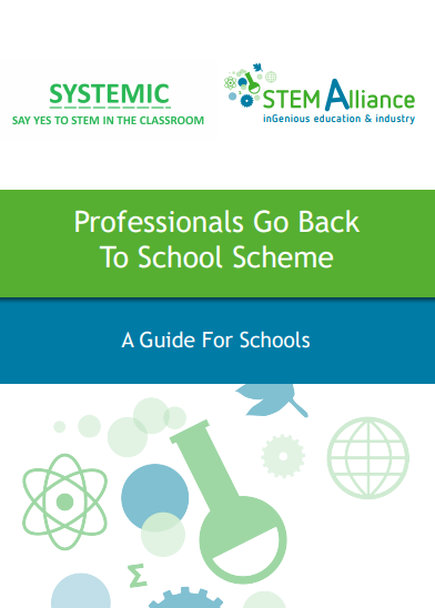 Professionals Go Back to School Guide for Schools